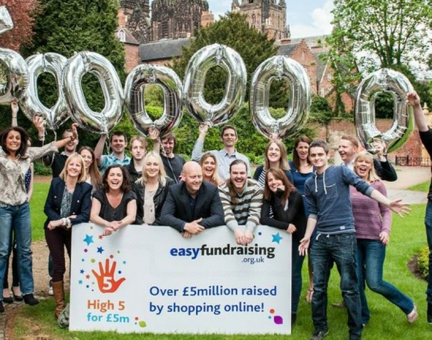 easyfundraising team