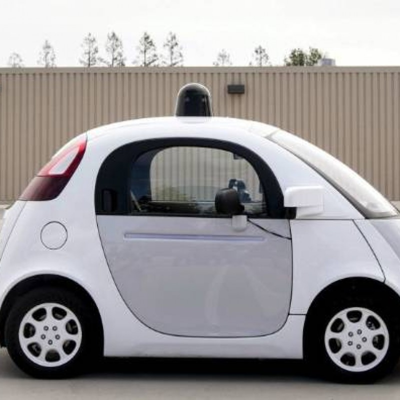 driverless cars by google