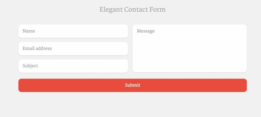 contact form tracking