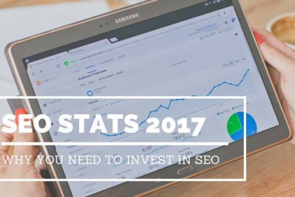 seo stats for 2017