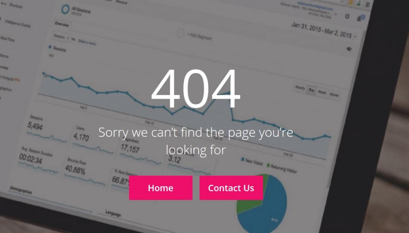 404 http error code