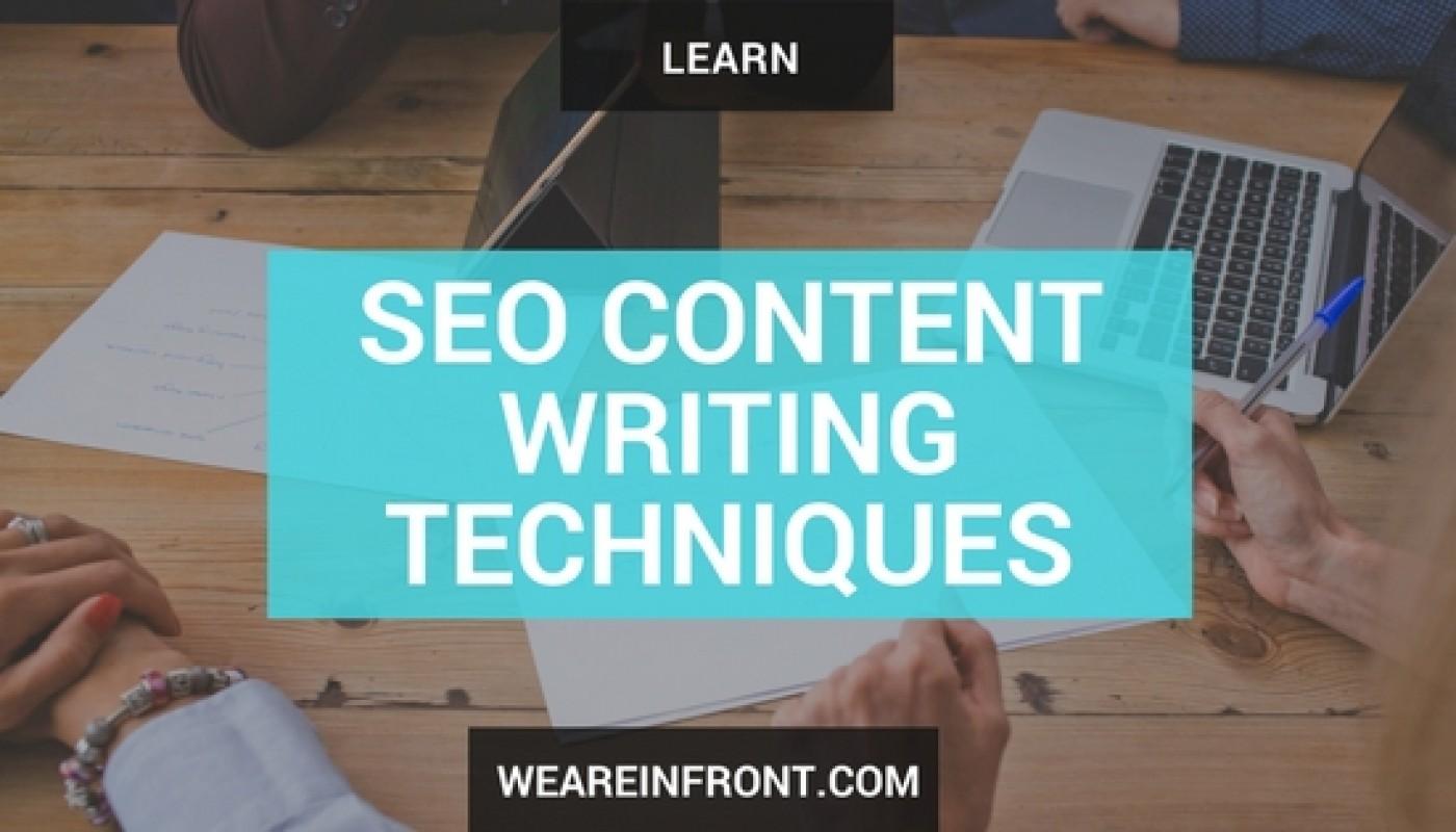 seo-content-writing-techniques